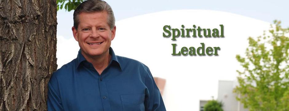 Slider Pic #2 – Spiritual Leader