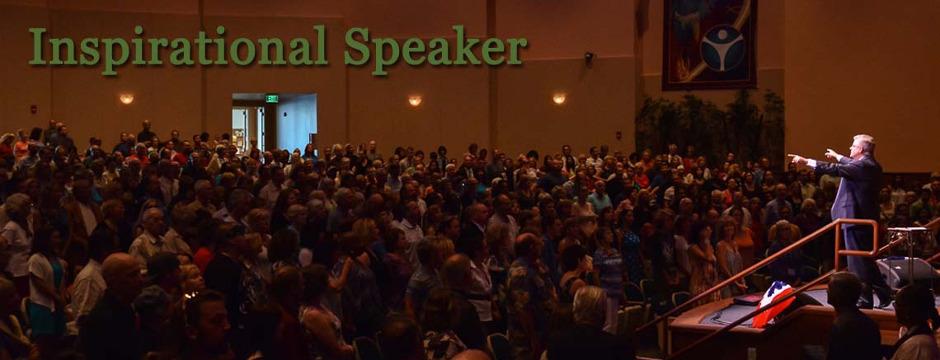 Slider Pic #1 – Inspirational Speaker
